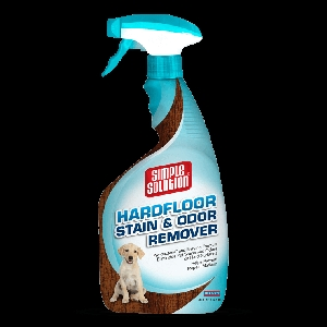 Simple Solution Hardfloors Stain+Odor Remover