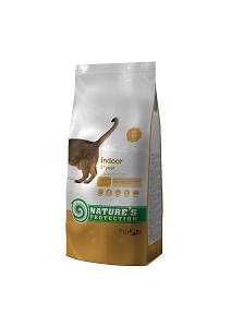 Nature Protection Indoor Cat 7kg