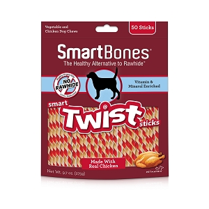 SMARTBONES Twist Sticks