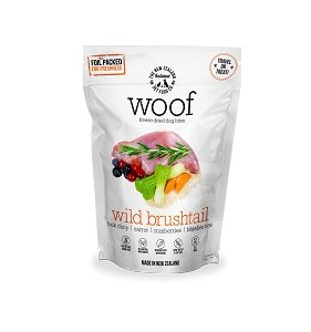 WOOF Freeze Dried Raw Treats Buy 2 at $18.80