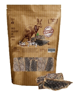 Absolute Bites Air Dried Roo Jerky 220g
