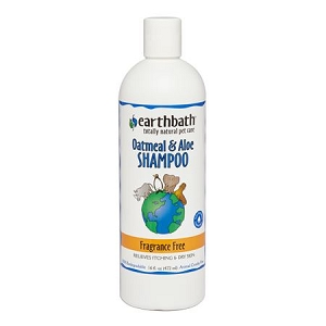Earthbath Oatmeal & Aloe Shampoo(Fragrance Free)