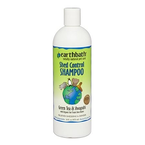 Earthbath Shed Control Shampoo - Green Tea & Awapuhi