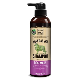Reliq Mineral Spa Dog Shampoo (Rosemary)