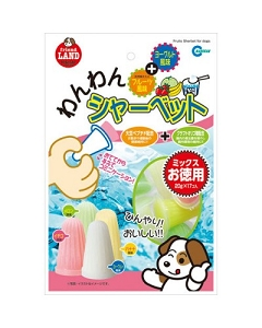 Marukan Fruits & Yogurt Sherbet for Dogs 20g x17 DP 823
