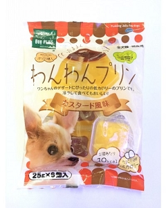 Marukan Pudding Jelly For Dogs (25g x 6pcs) DP 825