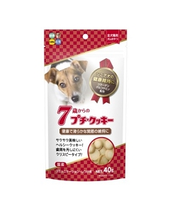 Hipet Petite Cookie Dogs 7 years+ 40g
