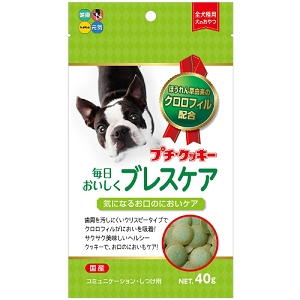 Hipet Petite Cookie With Breath Care 40g