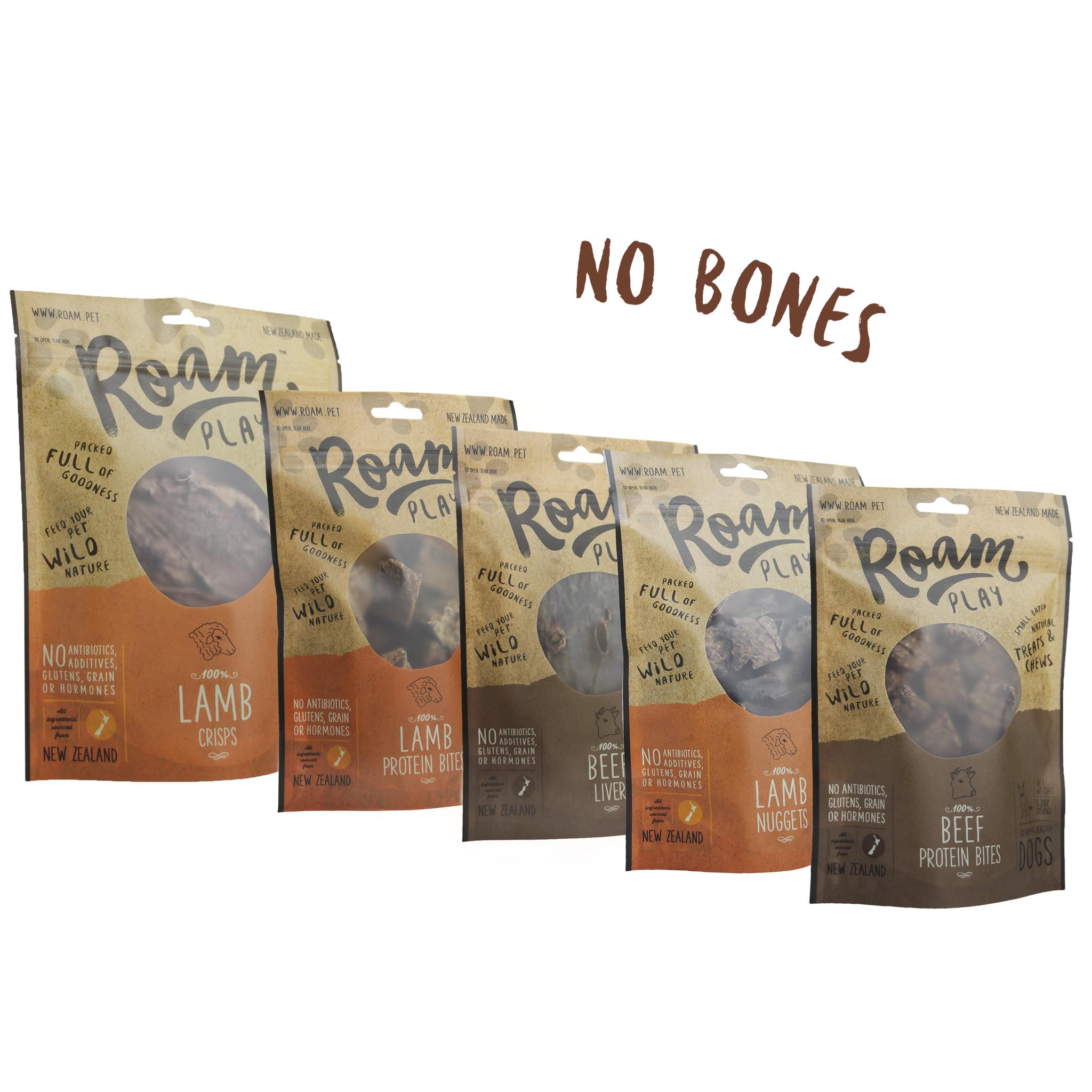 Roam Dog Treats