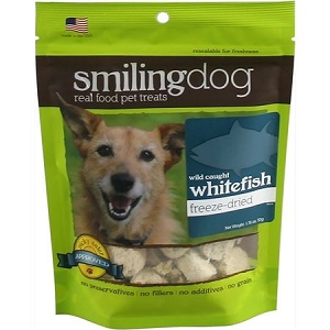 Herbsmith Dog Freeze Dried - Wild-Caught Whitefish 1.76oz