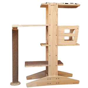LuxyPet Aaron 3 Tower Set 1