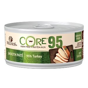 Wellness Cat Can Core 95% Turkey