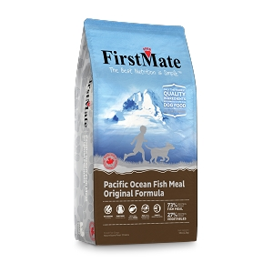 FirstMate Grain & Gluten Free, Pacific Ocean Fish Formula (Normal Bites)
