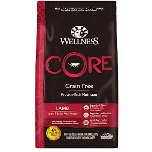 [UP TO 30% OFF w/ FREE DENTAL KIT for Large bag] Wellness Core Lamb