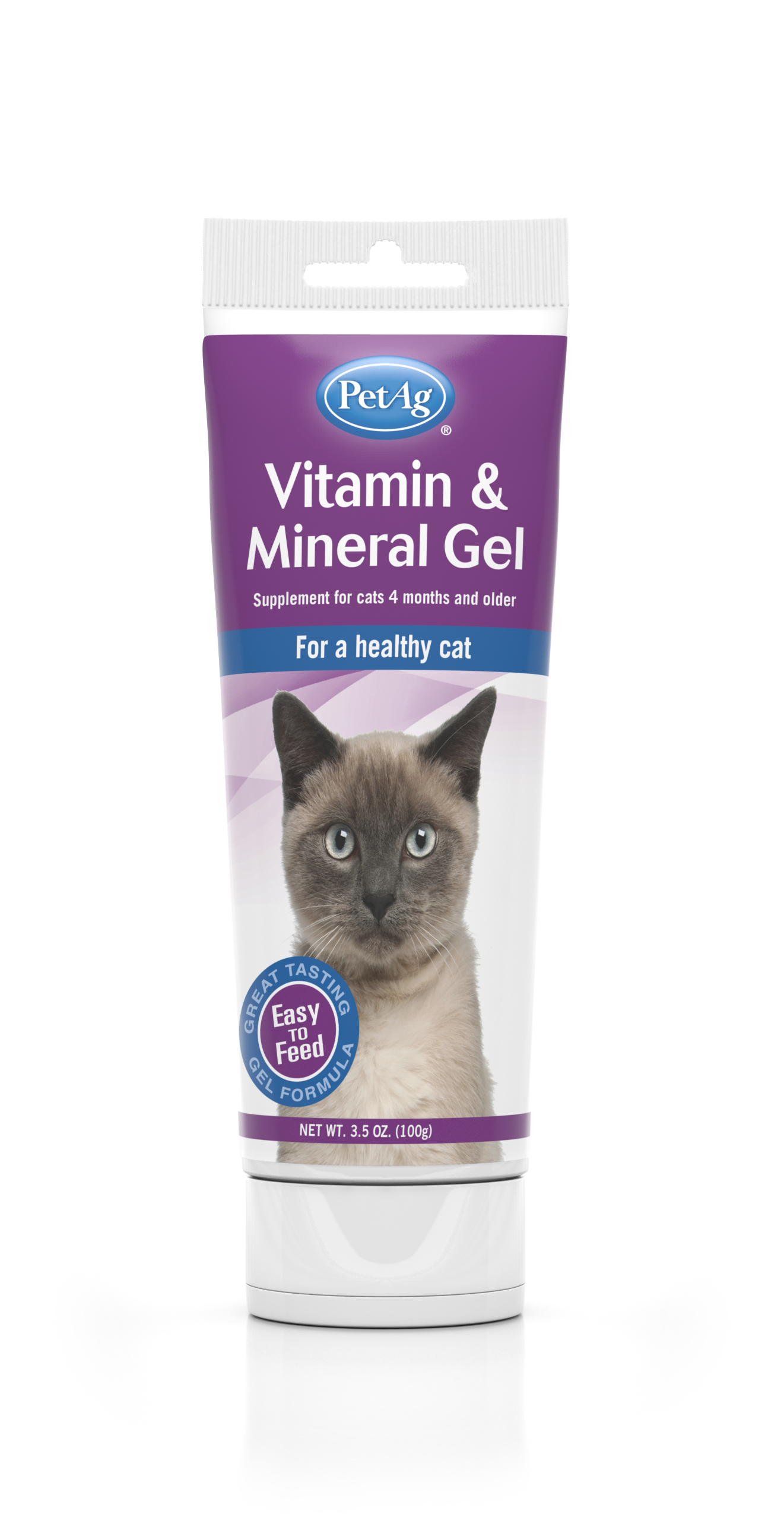 PetAg Vitamin & Mineral Gel (For Cats)