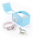 Me To You Collar and Key Ring Set