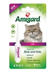 Amigard Flea & Tick Spot on for Cat