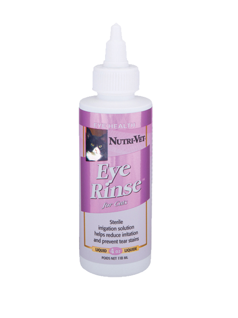 Nutrivet Eye Rinse for Cats