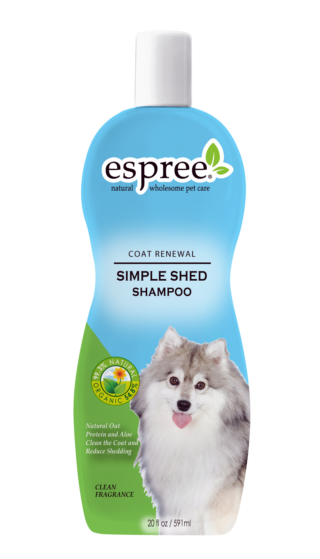 Espree Simple Shed Shampoo