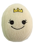 Petz Route Egg Shape - White