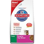 Science Diet Puppy Small & Toy Breed