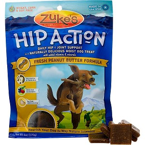 Zuke's Hip Action Peanut Butter