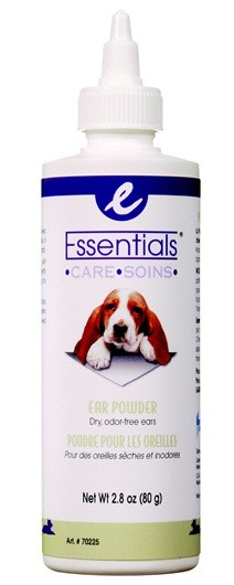 Dogit Essentials Ear Powder for Dog 80ml