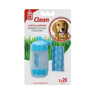 Dogit Waste Bag Dispenser 2 Rolls