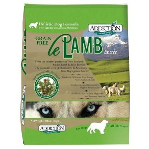 [EXCLUSIVE PROMO] Addiction Grain Free Le Lamb Dry Dog Food 20lbs + 4lbs at $145 ONLY