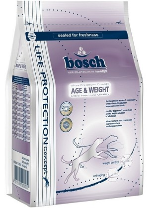 Bosch Life Protection Senior Age & Weight