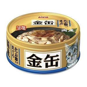 Aixia Kin-can mini Canned Tuna with Dried Skipjack