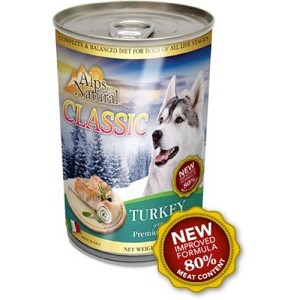 Alps Natural Classic Canned Turkey