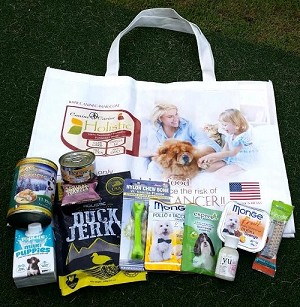 Doggyfriend Complimentary Goodie Bag