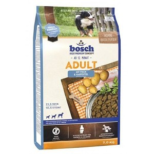 Bosch High Premium Adult Fish & Potato Dry Dog Food
