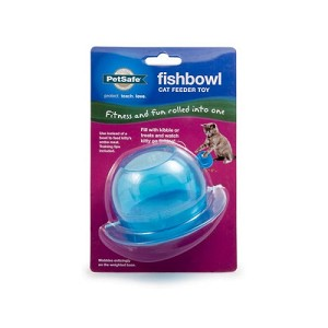 Busy Buddy Cat Fishbowl Toy