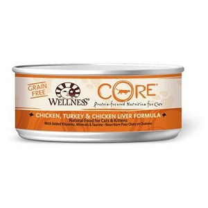 Wellness Canned Cat Core Fowl