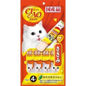 Ciao ChuRu Stick Chicken Fillet In Jelly Cat Treat