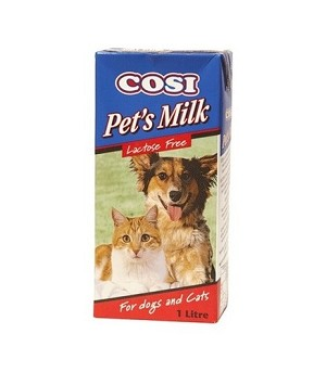 Cosi Lactose Free Pet Milk