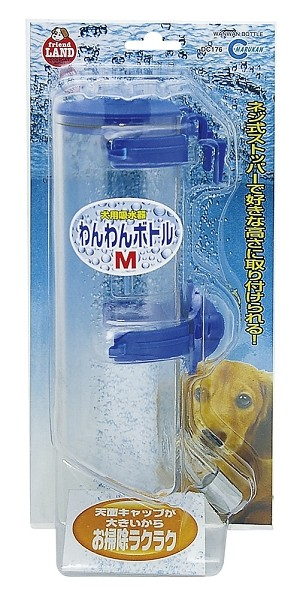Marukan Wan Wan Water Bottle (M) 550ml