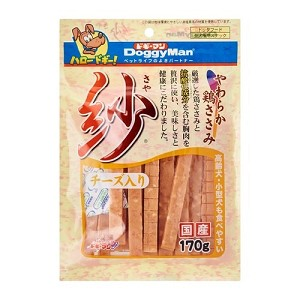 DoggyMan Soft Sasami Stick with Cheese