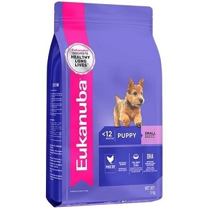 Eukanuba Small Breed Puppy Dry Dog Food
