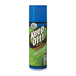 Four Paws Keep Off! Indoor & Outdoor Dog & Cat Repellent 10oz