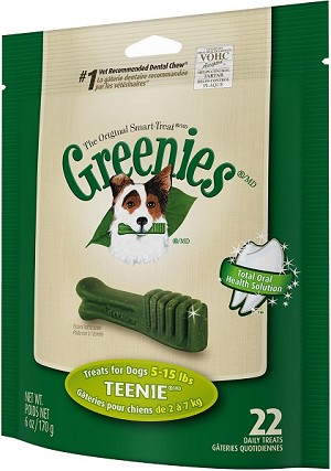 Greenies Dog Teenie