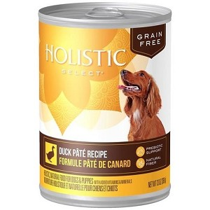Holistic Select Canned GRAIN FREE Duck Pate