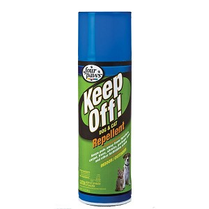 Four Paws Keep Off Indoor & Outdoor Dog & Cat Repellent 10oz