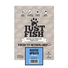 Just Fish Rustic Sprats Dog & Cat Treats