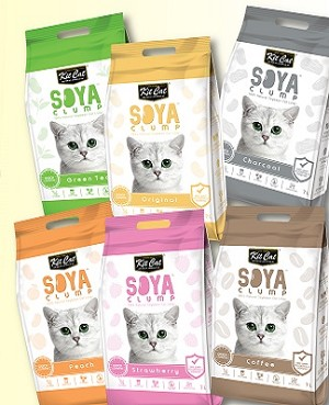 SoyaClump Soybean Litter 6 For $42