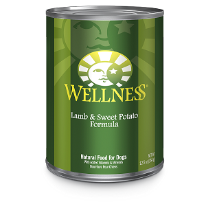 Wellness Complete Health, Lamb & Sweet Potato Formula, Canned Dog Food