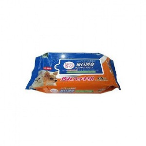 Marukan Wet Tissue 65pcs/pack