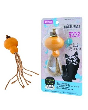 Marukan Natural Fragrance Catnip Octopus Toy